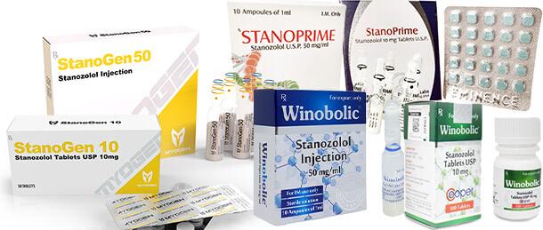 Frauen und Winstrol - Stanozolol 2